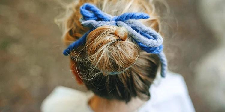 Cordones de lana