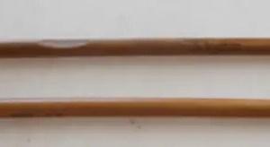 crochet en bambou n 6