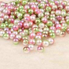 réf 12-p-08-0001 perles 8 mm nacres irisées