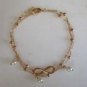 réf 12-b-0007 bracelet de cheville