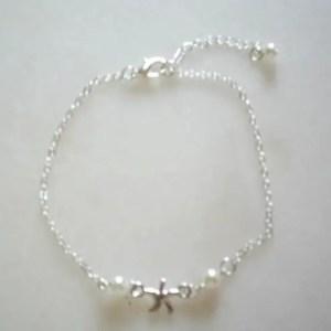 réf 12-b-0010 bracelet de cheville