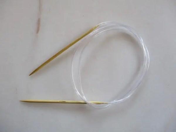 réf 01-bc-04 aiguilles circulaires 4 mm