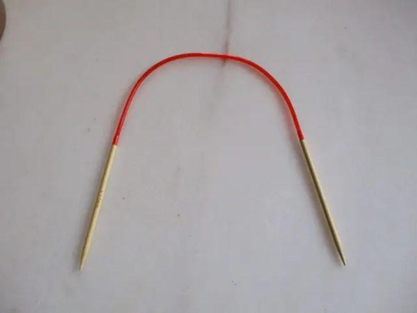 réf 01-bc-40-375 aiguille circulaire 40 cm n°3.75