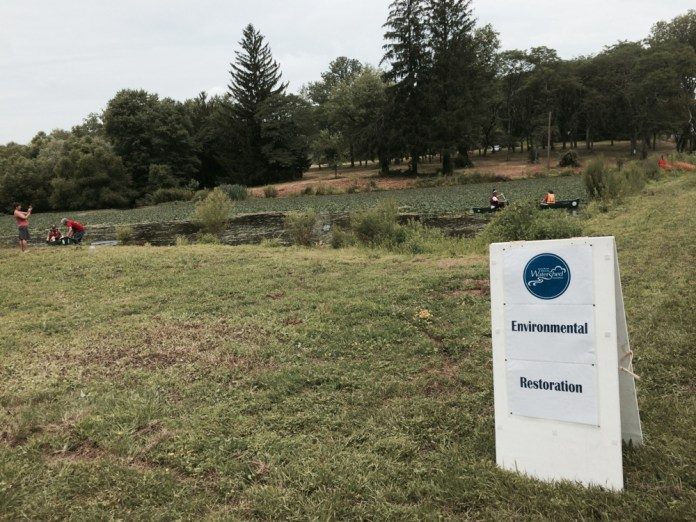 Can You Dig It? Stonybrook-Millstone Watershed Hopes So!