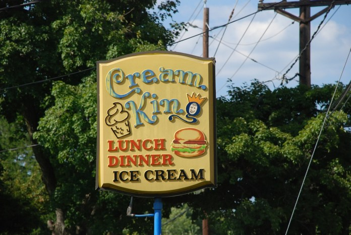 "July 14: Cream King ""Monday"" to support YMCA"
