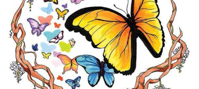 Flying Colors at Butterfly Festival This Saturday