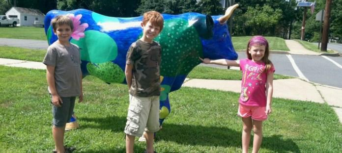 Hopewell Elementary School in Bidding War for Favorite Ox