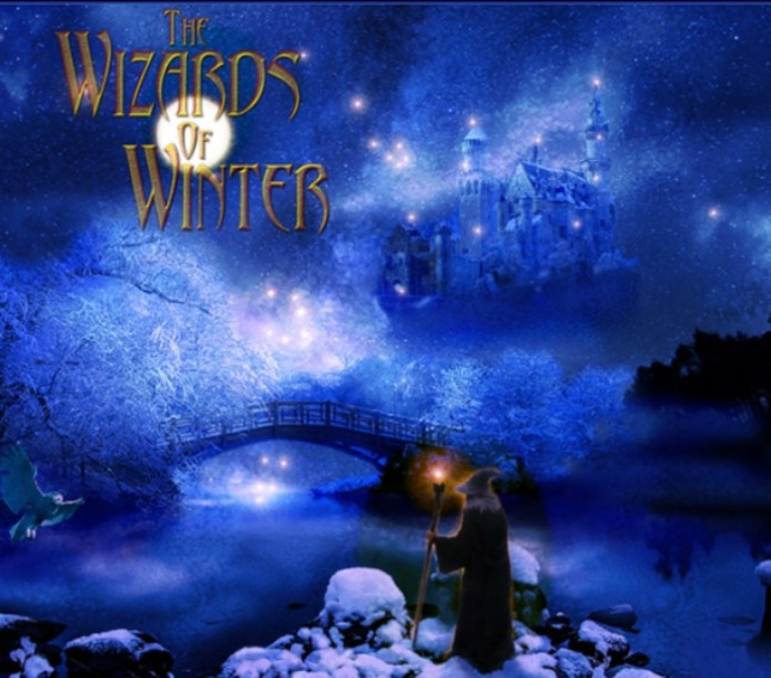 Hopewell Mom Tours with Christmas Rock Band Wizards of Winter