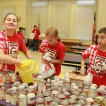 6-5th Graders Organize Donations