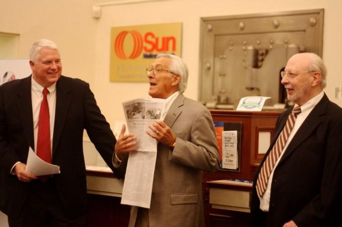 Pennington Economic Development and Historic Preservation Commissions Present Awards