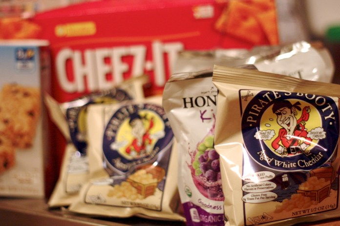 Healthy Snack Donations Needed to Benefit HomeFront