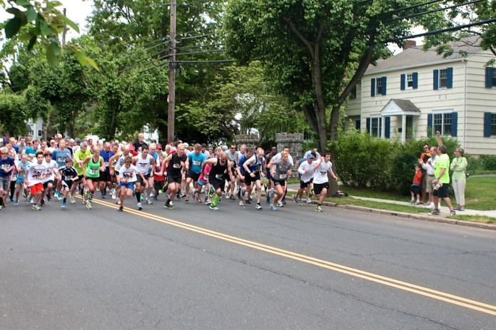 39th Annual Pennington 5K Coming Up, Hopewell Valley Bank's Jim Hyman to be Grand Marshal