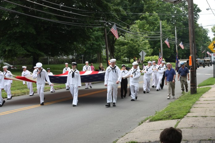 Memorial Day in Hopewell Valley 2015