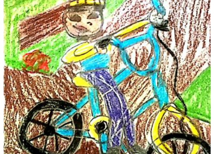 Congrats to Young Biking and Walking Loving Artists, Greater Mercer TMA Design Contest Winners Named