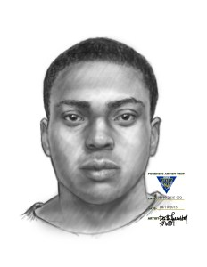 15-21030 Composite Sketch of second suspect