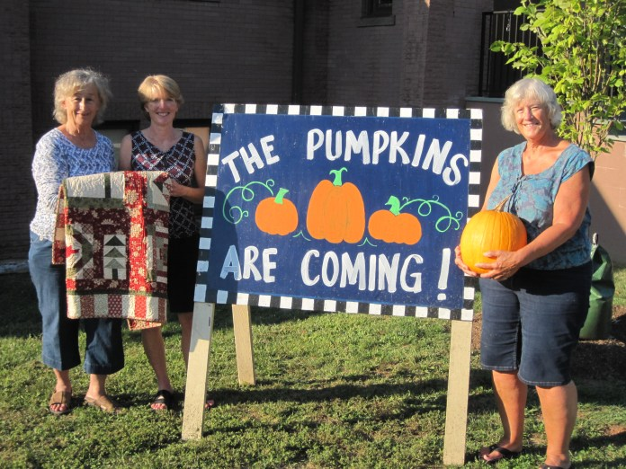 The Pumpkin Palooza and Fall Quilt Show are Back at Hopewell Presbyterian