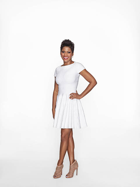 "Womanspace to Honor Tamron Hall of NBC News' ""TODAY"" and MSNBC's NewsNation"