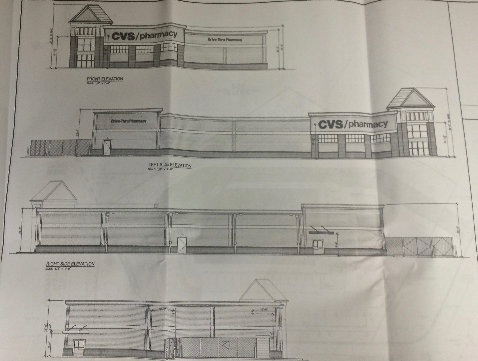 Cvs And Traffic Light On Rt 31 Pennington Residents Object Schematic
