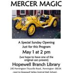mercer magic 5-1-16