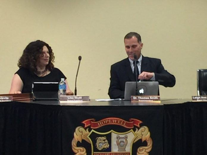 Hopewell Approves Transgender and Gender Nonconforming Students Policy
