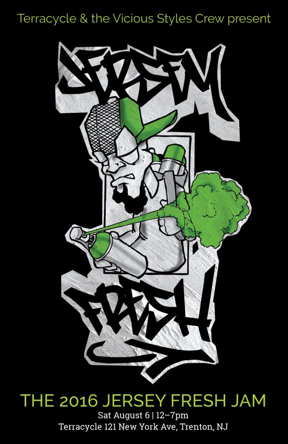 TerraCycle to Host 11th Annual Jersey Fresh Graffiti Jam