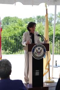 Assemblywoman Liz Muoio