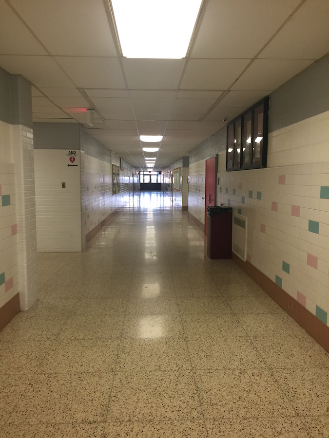 LTPS is a busy place in the summer