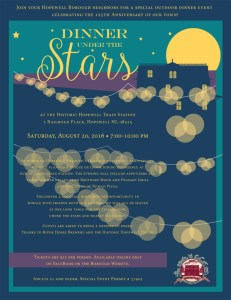 Event graphics donated by Janice Schroeder of Occasions Paperie.