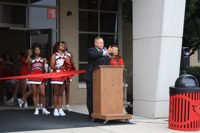 Lawrence High School Celebrates its 50th Year