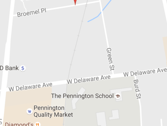 Gas line struck in Pennington area, Expect Traffic on RT 31