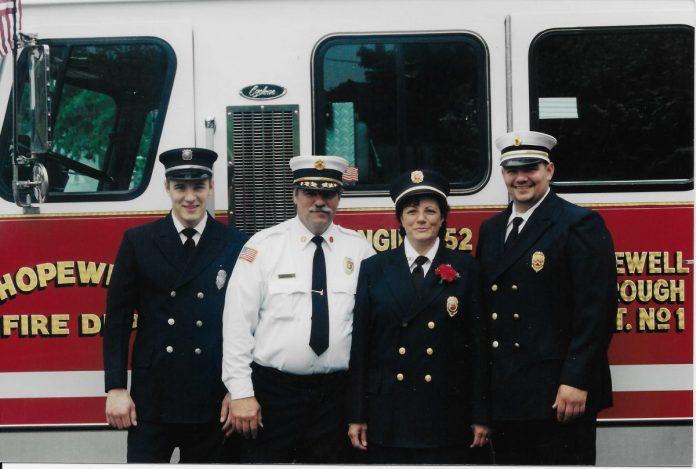 Hopewell Fire Department and EMU Volunteer John Novak Senior Logs 50 Years of Active Service