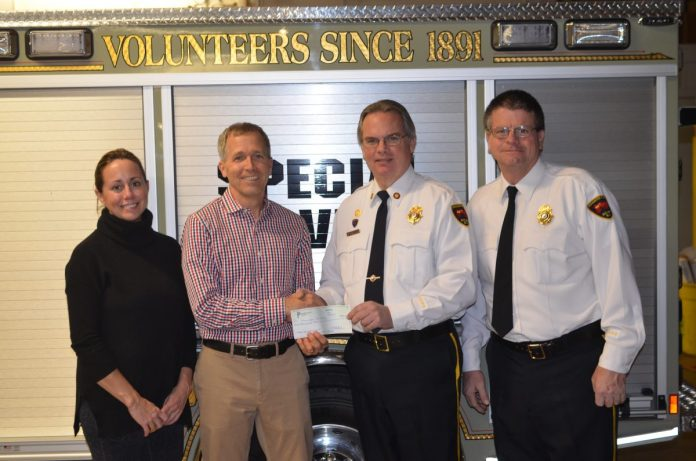 Pennington Day Comes to the Aid of Pennington Fire Company