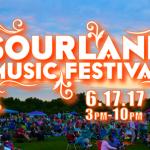 Sourland Music Fest logo 2017
