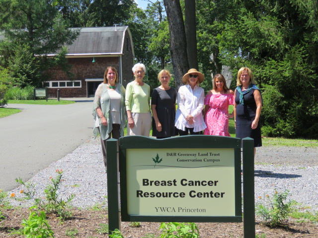 New Garden Beautifies Breast Cancer Resource Center at D&R Greenway's Conservation Campus