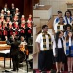 Princeton Pro Musica and Trenton's Children's Chorus