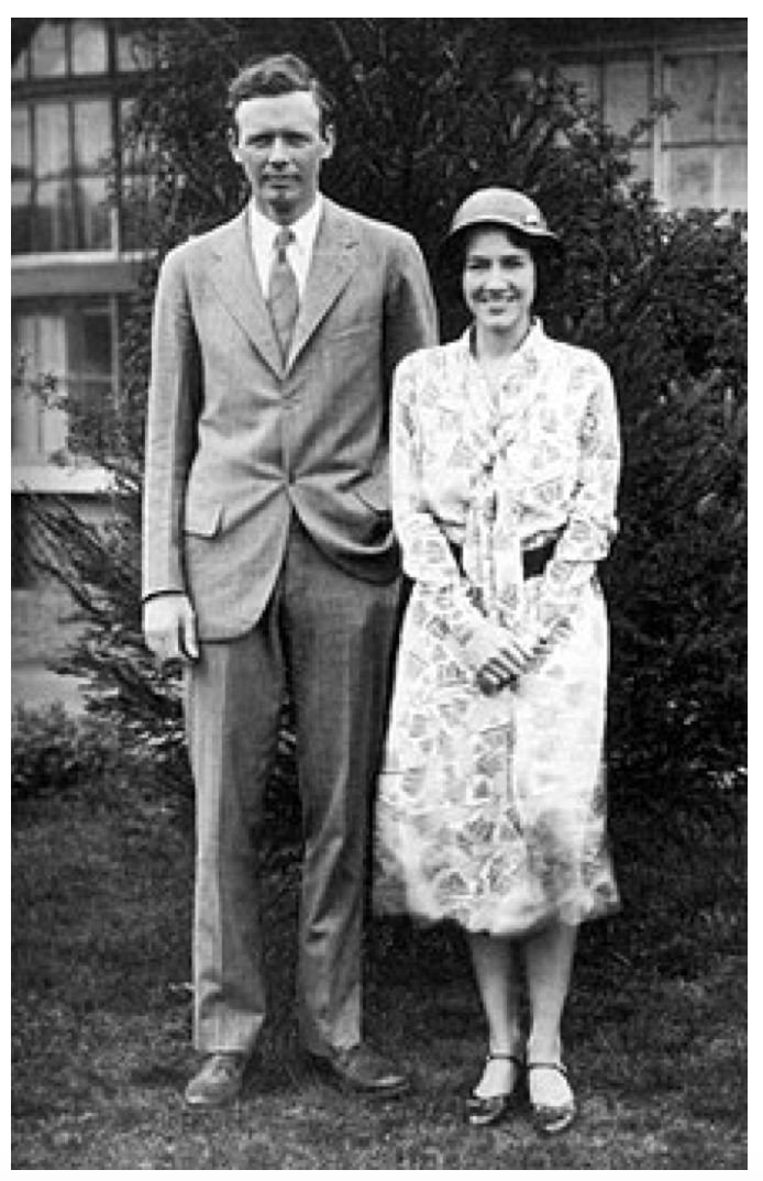 """Hopewell Public Library Presents Two-Part Lecture on Anne and Charles Lindbergh, """"Couple for an Age"""""""