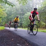 Spectacular Cyclists