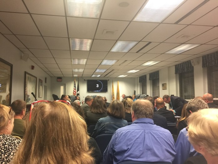 Trenton-Mercer Airport Improvement Project: Frustration Bubbles Over at Freeholder Meeting