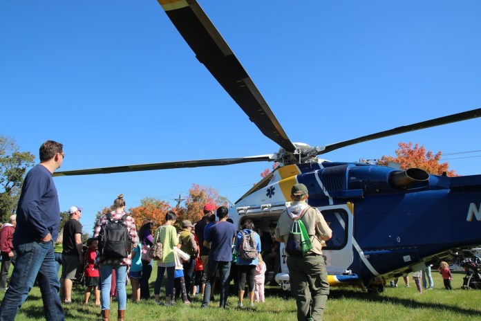 See Fire Trucks and a Police Helicopter, Learn Fire Prevention and Emergency Safety Skills, and Meet Hopewell Valley's First Responders at Oct. 12 Fire Safety Open House