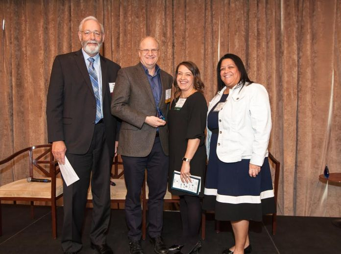 Watershed Wins One Water Award