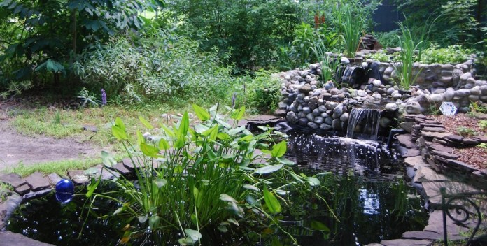 D&R Greenway Presents Talk on Water Features in the Home Landscape