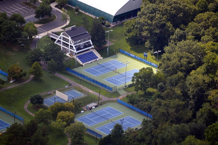 Mercer County Tennis Center Set to Open for Spring and Summer Registration