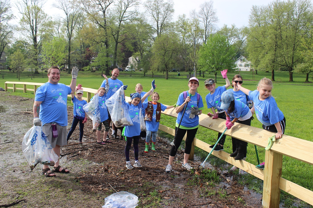 Watershed's 12th Annual Stream Cleanup Volunteer Opportunities