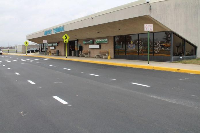 Passenger Traffic Up 30 Percent at Trenton-Mercer Airport