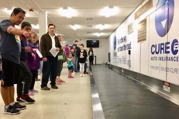 Mercer County Program Helps Children with Autism Prepare for Air Travel
