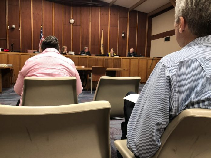 Hopewell Township hears about spotted lanterfly and from public