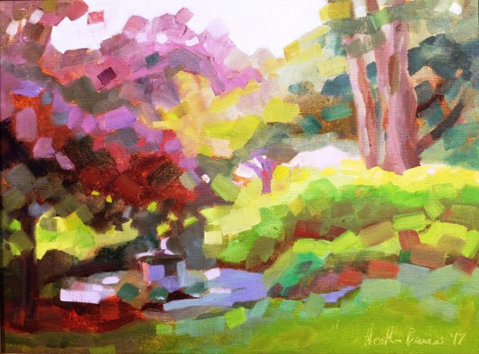 Plein-Air Painters of Princeton on View at D&R Greenway