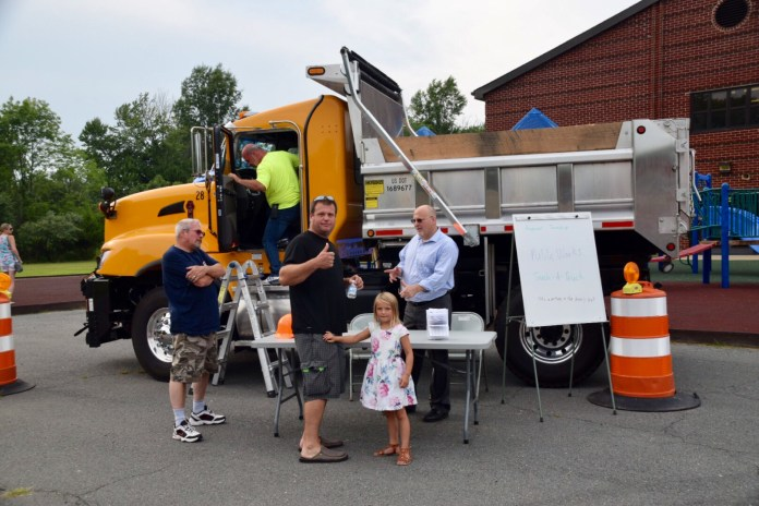Hopewell Valley Hosts National Night Out (PHOTO)