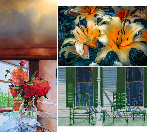 Capital Health Hopewell and HV Arts Council Feature the Artists of Yardley
