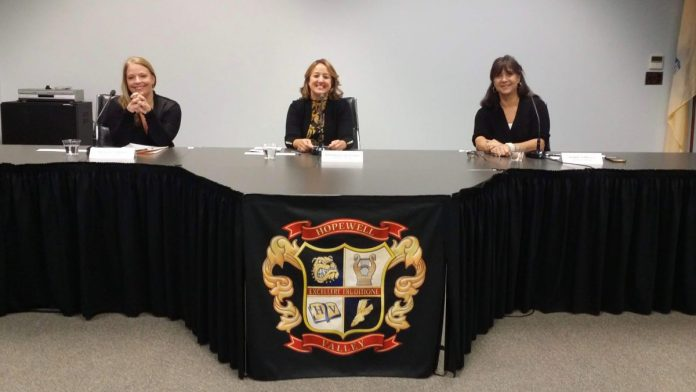League of Women Voters Holds Forum for Hopewell Township School Board Candidates